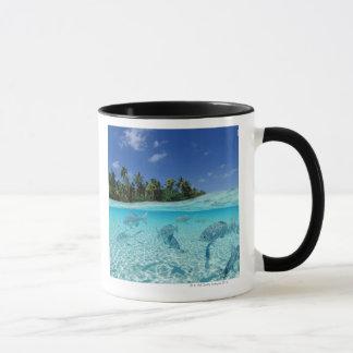 海の魚 マグカップ