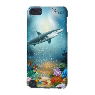 海の鮫 iPod TOUCH 5G ケース