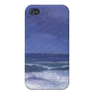 海のCricketDianeのiPhoneカバーの愛 iPhone 4/4Sケース