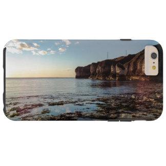 海のIphoneの例による穏やかな朝 Tough iPhone 6 Plus ケース