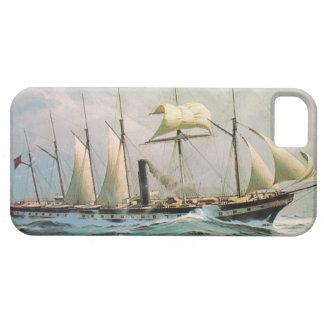 海のSSイギリス1845年 iPhone SE/5/5s ケース
