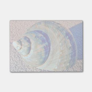 海のWelkの貝殻 ポストイット