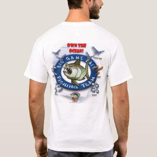 """海を所有するため! """"メカジキ"""" Tシャツ"""