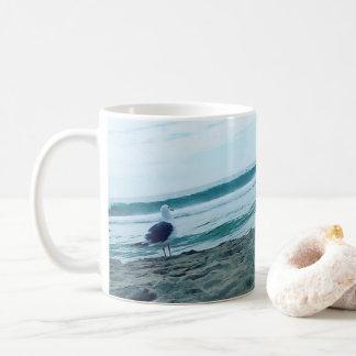 海カモメ コーヒーマグカップ