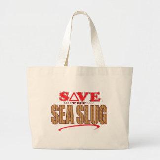 海スラグ保存 ラージトートバッグ