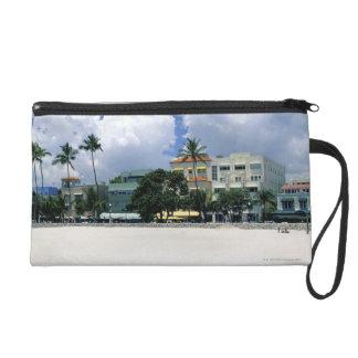 海ドライブ、Miamの南ビーチ、マイアミ-フロリダ リストレット
