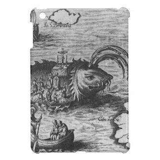 海モンスターか創造物またはKraken iPad Miniのカバーまたは場合 iPad Mini Case