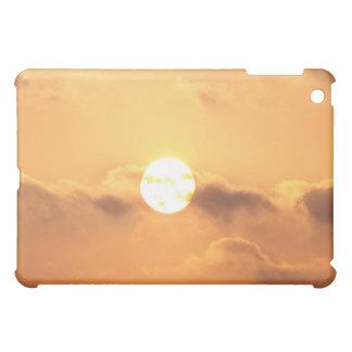 海上の日没 iPad MINIケース