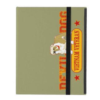 海兵隊員のベトナムの獣医 iPad ケース