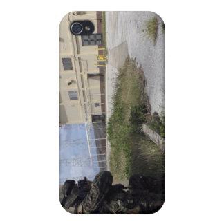 海兵隊員は保証を掲示します iPhone 4 カバー