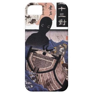 海坊主、国芳の日本のな海モンスター、Kuniyoshi、Ukiyo-e iPhone SE/5/5s ケース
