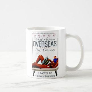 海外滞在の起こる何が海外マグ コーヒーマグカップ