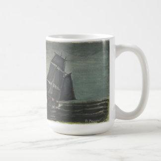 海夜 コーヒーマグカップ