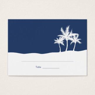 海岸によっては結婚式の座席表が夢を見ます 名刺