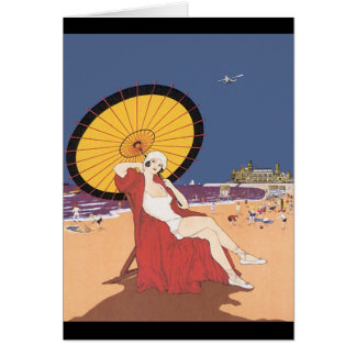 海岸に位置する カード