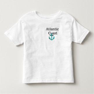 海岸のいかりのカナダの大西洋のワイシャツ トドラーTシャツ