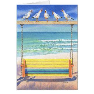 海岸のセレナーデ カード