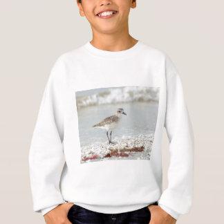 海岸のチドリ スウェットシャツ