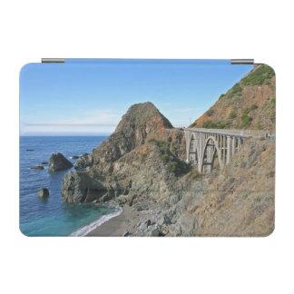 海岸のハイウェー1 -大きい入り江橋 iPad MINIカバー