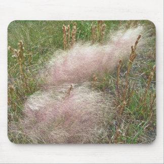 海岸のフラミンゴの沼地の草 マウスパッド