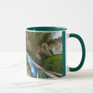 海岸のマグへの通路 マグカップ