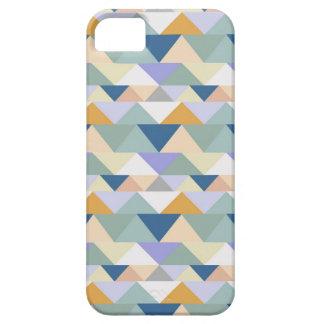 海岸の幾何学的な三角形 iPhone 5 ケース