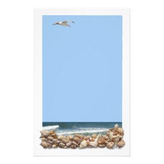 海岸の文房具 便箋