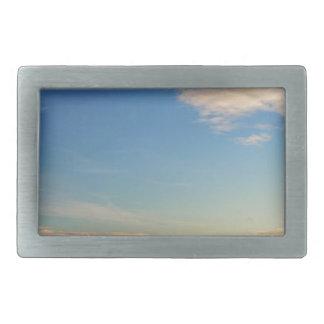 海岸の日 長方形ベルトバックル