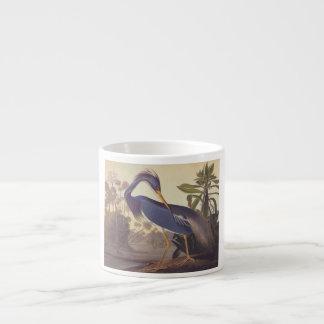 海岸の沼沢地のルイジアナの鷲のAudubonの鳥 エスプレッソカップ