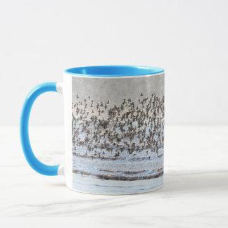 海岸の結び目 マグカップ