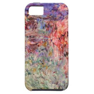 海岸の近くの花盛りの木 iPhone 5 CASE