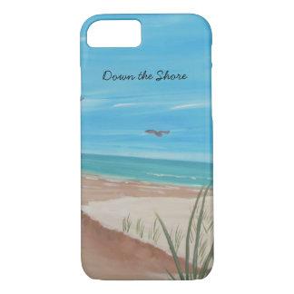 海岸のiPhone 7の例の下 iPhone 8/7ケース