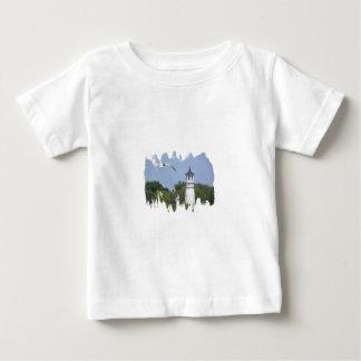 海岸シリーズ ベビーTシャツ