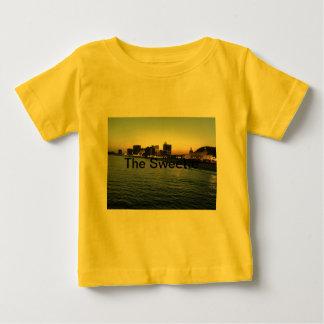 海岸ラインTシャツ ベビーTシャツ