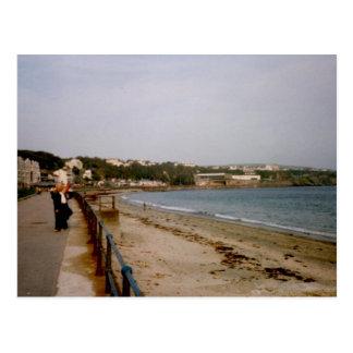 海岸地区、ダグラスの人の島 ポストカード