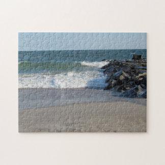 海岸線 ジグソーパズル
