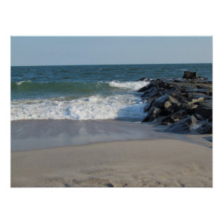 海岸線 ポスター