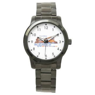海岸速いライントロリーサービス 腕時計