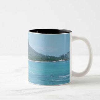 海岸10 ツートーンマグカップ