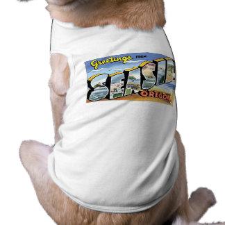 海岸、オレゴンからの挨拶! ペット服