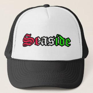 海岸、カリフォルニア -- 帽子