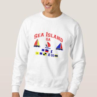 海島GA. スウェットシャツ