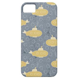海底パターン iPhone SE/5/5s ケース