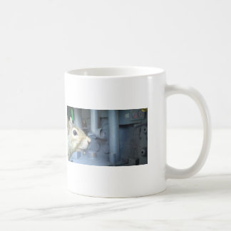 海底リスのマグ! 冗談app TV tm コーヒーマグカップ