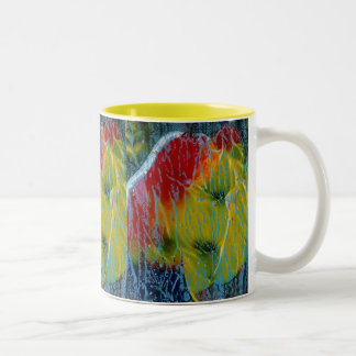 海底発見 ツートーンマグカップ