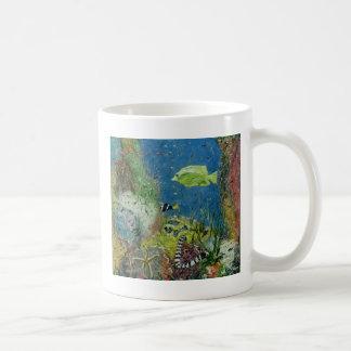 海底 コーヒーマグカップ