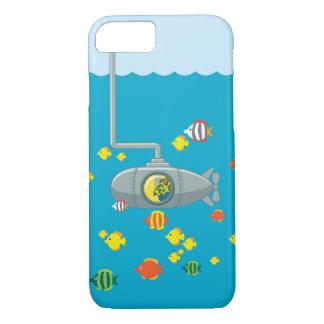 海底iphone iPhone 8/7ケース