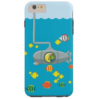 海底iphone tough iPhone 6 plus ケース