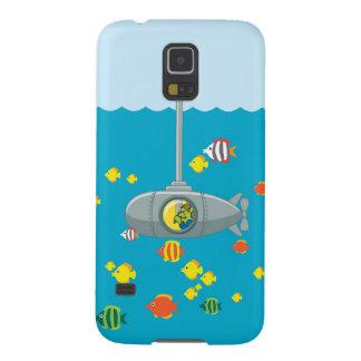 海底Samsung Galaxy S5 ケース