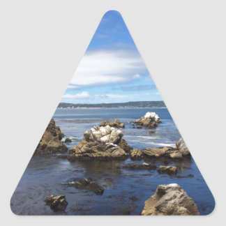 海愛 三角形シール